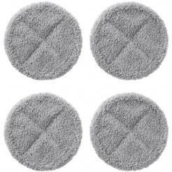Tekstylia mopujące z mikrofibry Samsung Spinning Sweeper - 4szt