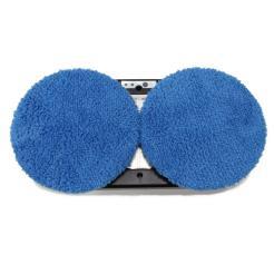 Ściereczki z mikrofibry do Hobot - zestaw 12 szt. - niebieskie