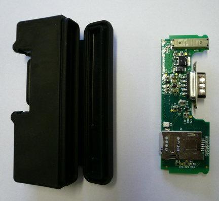 GSM moduł do Robomow