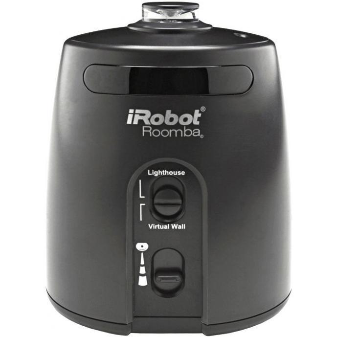 Wirtualna latarnia iRobot Roomba
