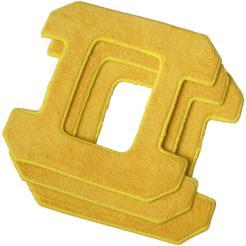 Ściereczki z mikrofibry (żółte)
