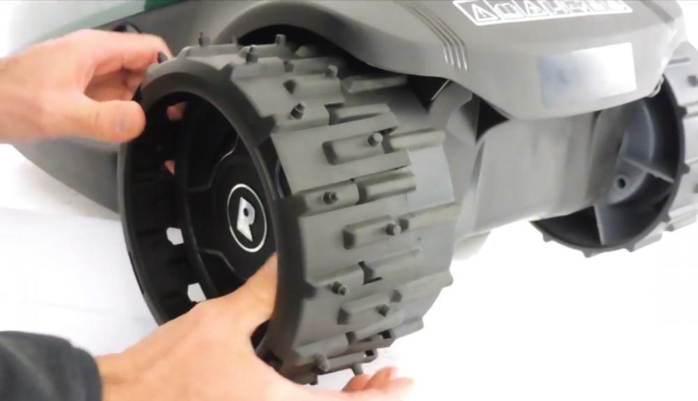 RoboGrip do Robomow RC