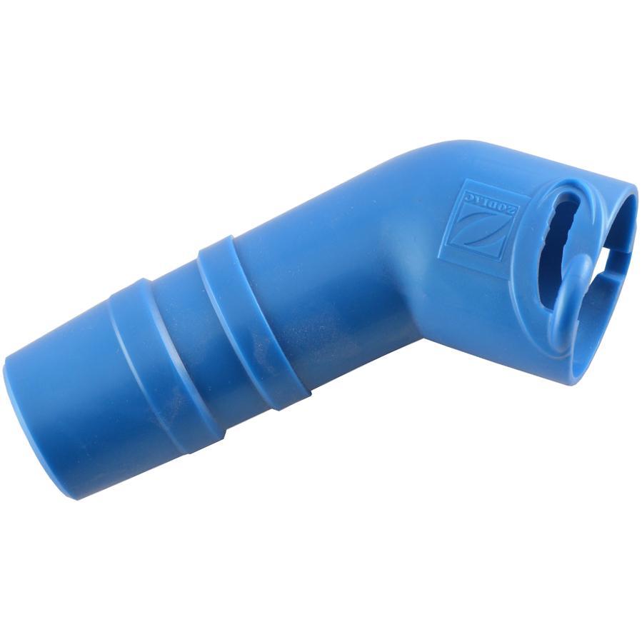 Przedłużone kolano Twist Lock 45° dla półautomatów Zodiac