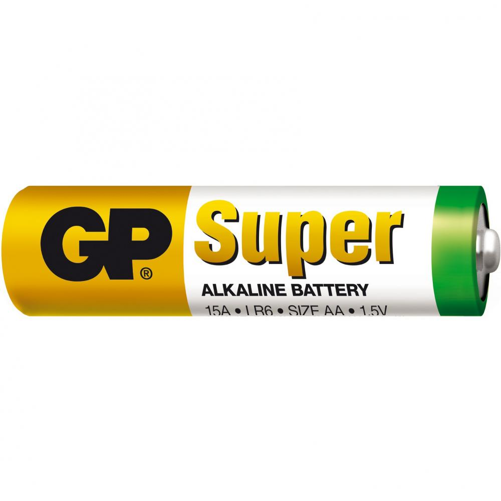 Bateria GP Alkaline AA, paluszek