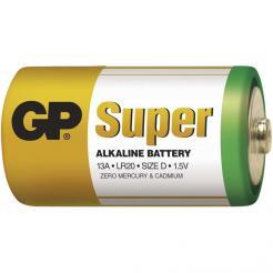 1,5 V bateria typu D