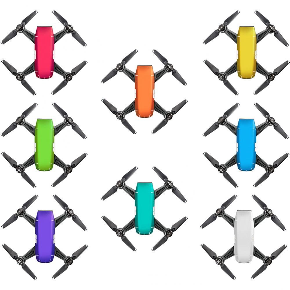 DJI Spark Skin - zestaw kolorowych naklejek