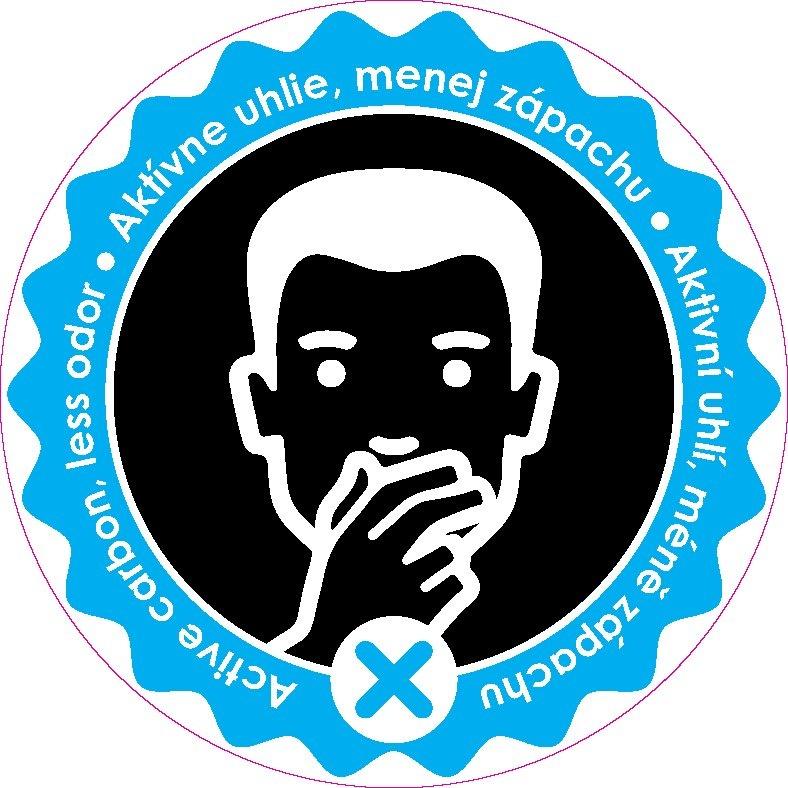 Wkład węglowy przeciwko nie przyjemnemu zapachowi w koszu HiMAXX
