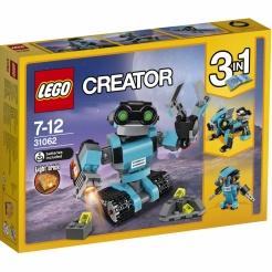 LEGO robot zwiadowczy