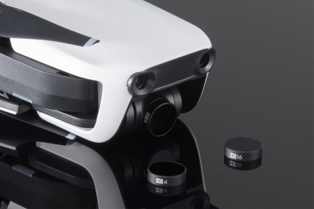 Zestaw filtrów ND do DJI Mavic AIR (ND4/8/16)