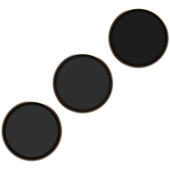 Zestaw ND+PL filtrów do DJI Phantom 4 PRO (ND4/8/16)