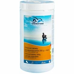 Chemoform tabletki chlorowe (wolno rozpuszczające) - 1 kg