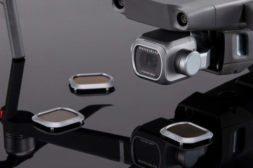 Zestaw ND filtrów do DJI Mavic 2 PRO (ND4/8/16/32)
