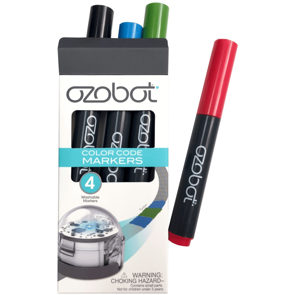Mazaki Ozobot - kolorowe