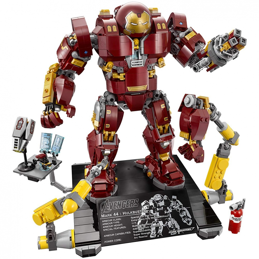 LEGO Super Heroes 76105 The Hulkbuster Ultron edition