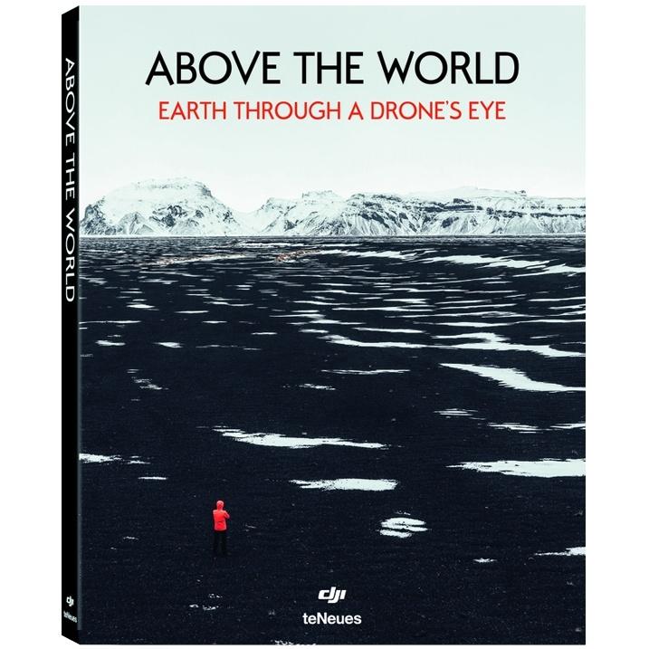 Książka - DJI Above the world: earth through a drone's eye
