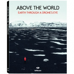 Książka - DJI Above the world: earth through a drone's eye