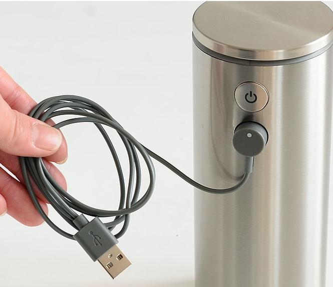 Kabel zasilający do bezdotykowego dozownika na mydło Simplehuman