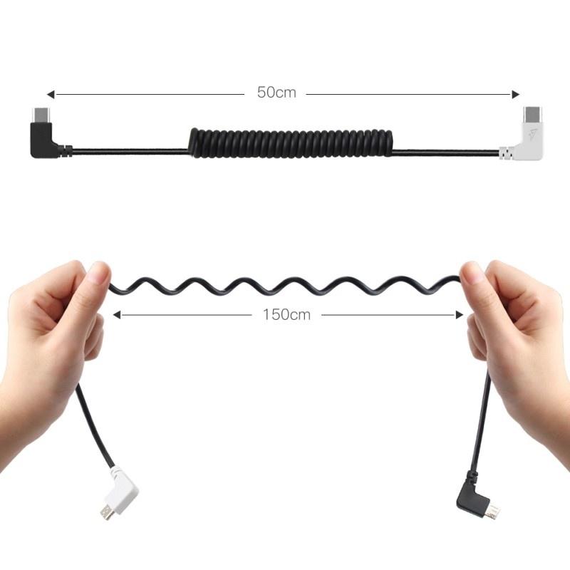 Kabel microUSB do DJI Goggles / DJI Spark