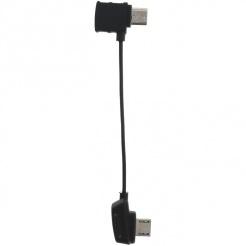 Kabel RC z odwróconym złączem microUSB do DJI Mavic