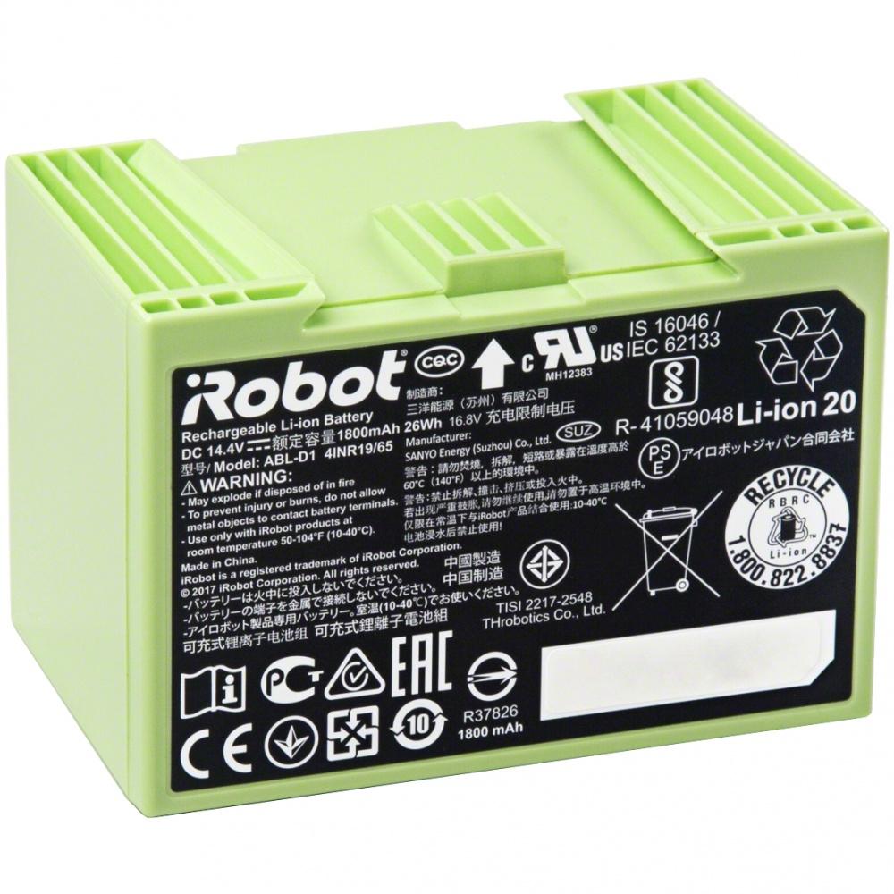 Akumulator dla Roomba seria e/i - 1800 mAh