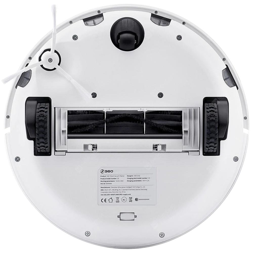 360 Robot Vacuum S5
