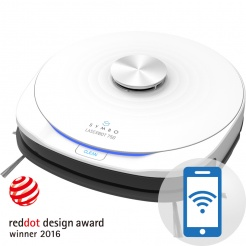 Symbo LASERBOT 750 White WiFi + mop