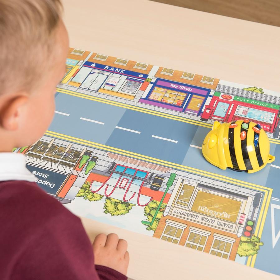 Bee-Bot 6szt. ze stacją ładującą