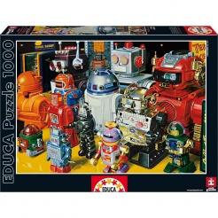EDUCA Puzzle Roboty 1000 części