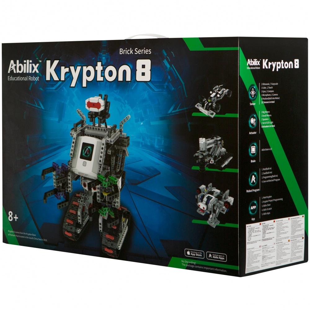 Abilix - Krypton 8 - robot edukacyjny