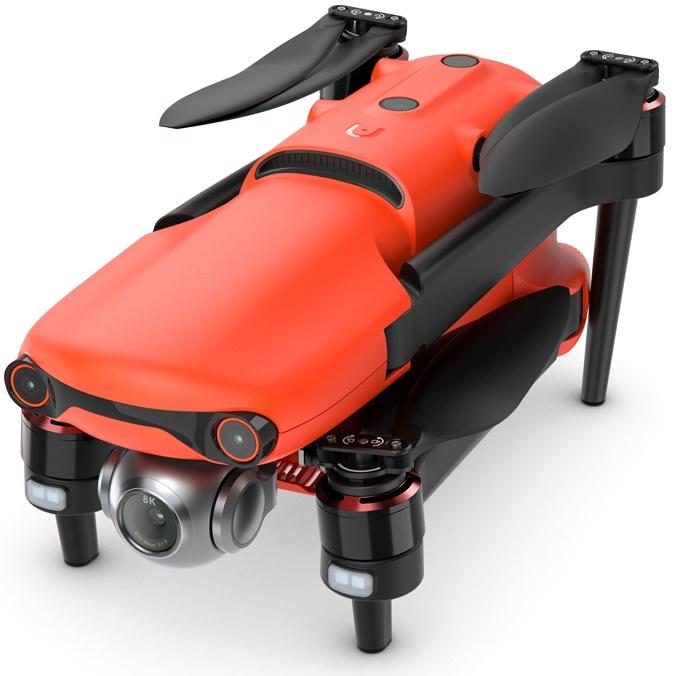 Autel Robotics EVO II 8K orange