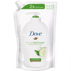 Dove Cucumber & Green tea - zapas mydła