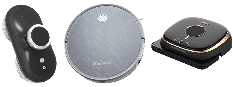 Mamibot - Nowe roboty w naszym sklepie
