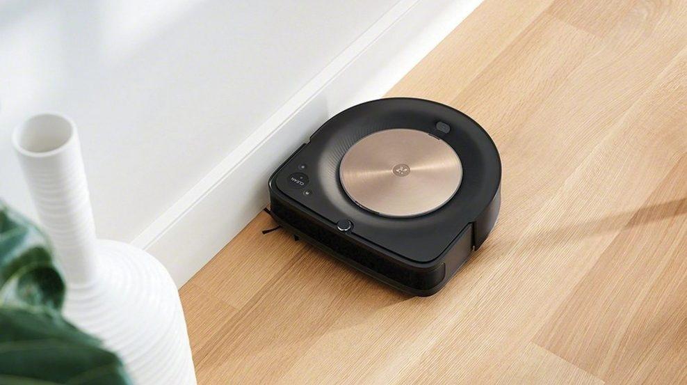 """Rewolucyjny iRobot Roomba s9+ w kształcie litery """"D"""""""