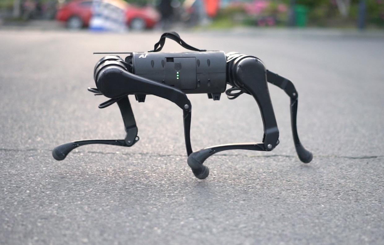 Nejnovější verze robotického psa od Unitree právě v prodeji