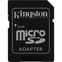 Kingston microSDHC adapter
