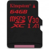 Kingston microSDXC 64GB karta