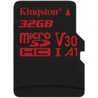 Kingston microSDHC 32GB karta