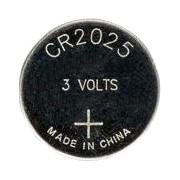 Baterie typu CR2025