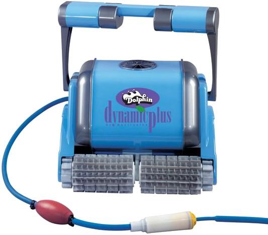 Metody czyszczenia odkurzacza basenowego DOLPHIN 2002 PLUS