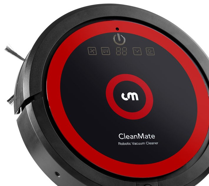 Prezentacja odkurzacza CleanMate QQ-6S