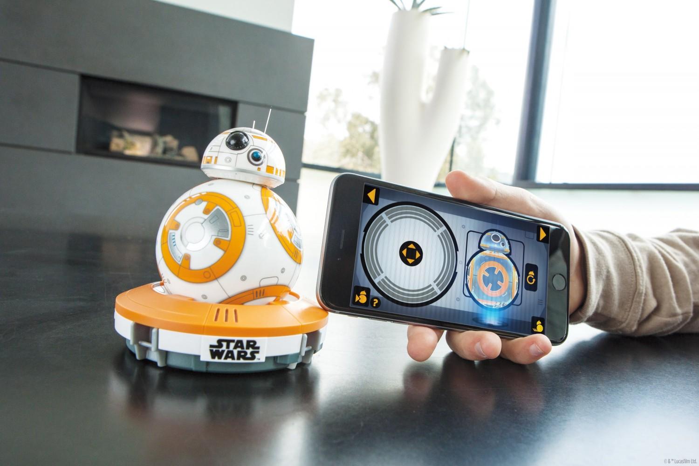 Sphero BB-8 Star Wars aplikacja