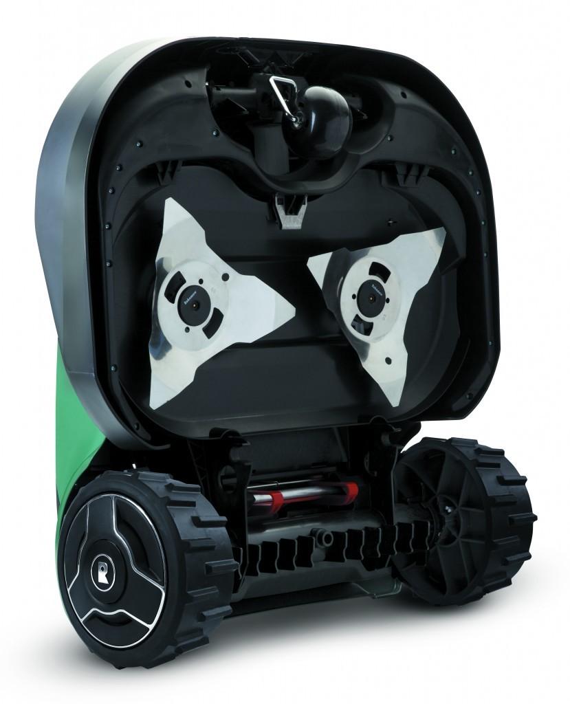 Prezentacja kosiarki automatycznej Robomow RS 625 PRO