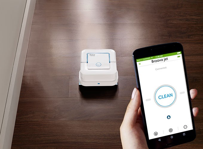 Aplikacja mobilna iRobot HOME