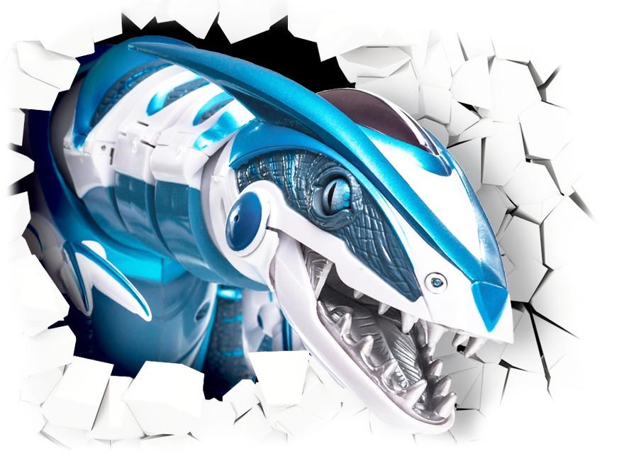 WowWee Roboraptor Blue i jego funkcje