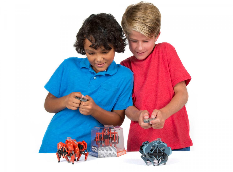 Przedstawiamy roboty zabawki HEXBUG Bojowe tarantule - dual pack