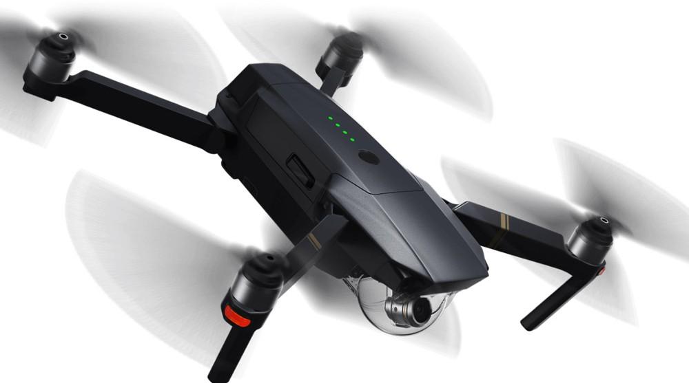 Prezentacja drona DJI Mavic Pro