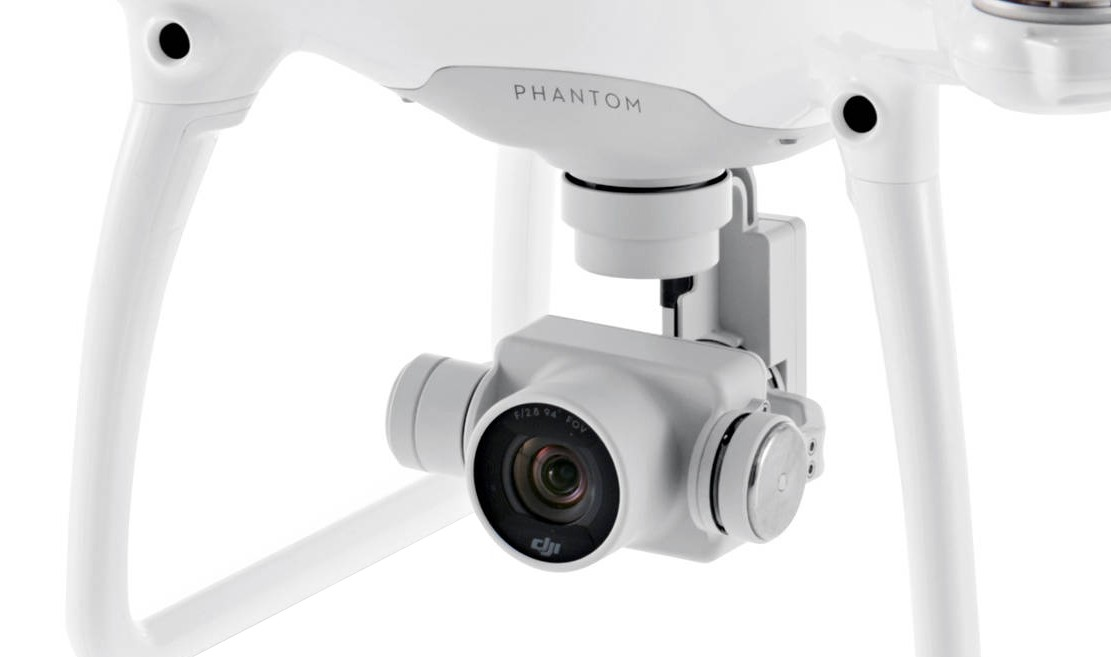 Wysokiej jakości kamera z 4K Ultra HD i mechaniczną stabilizację