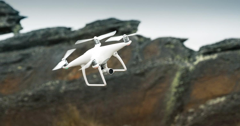 Prezentacja drona DJI Phantom 4
