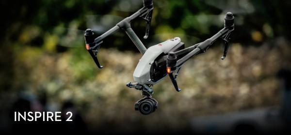 Prezentacja drona Inspire 2