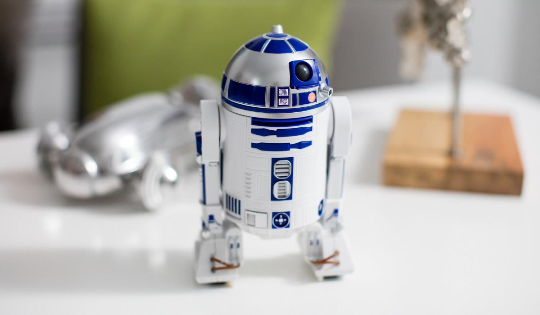 Poznaj się z R2-D2 - droidem sterowanym aplikacją